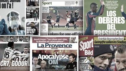 La bombe Villas-Boas met le feu l'OM, Cristiano Ronaldo entre dans l'histoire