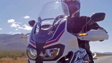 The legendary Honda Africa Twin is back