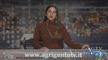 Telegiornale del 03-02-2021 News Agrigentotv