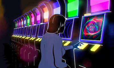 Bright Lights: one woman's devastating 25-year addiction to gambling