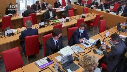 Sacha Houlié (LaREM) s'exprime sur le report en juin des élections régionales et départementales