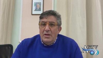 Raffadali, il sindaco Cuffaro chiude le scuole. News Agrigentotv