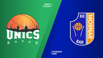 7Days EuroCup Highlights Top 16, Round 4: UNICS 86-61 Mornar