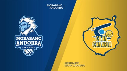 7Days EuroCup Highlights Top 16, Round 4: Andorra 74-79 Gran Canaria