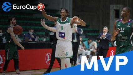 MVP of the Week: Alpha Kaba, Nanterre 92