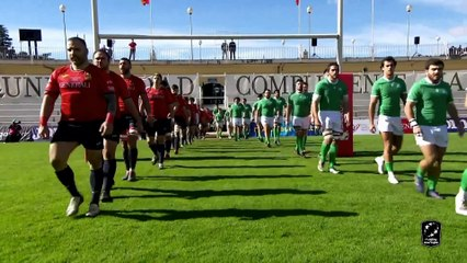 HIGHLIGHTS – SPAIN / PORTUGAL – RUGBY EUROPE CHAMPIONSHIP 2020 – ROUND 5
