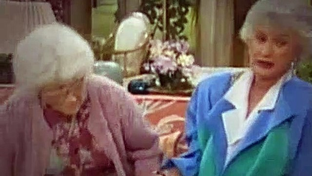 The Golden Girls Season 2 Episode 8 Vacation