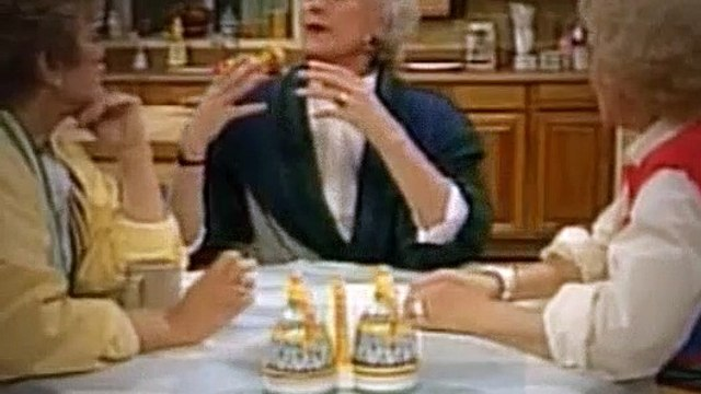 The Golden Girls Season 2 Episode 12 The Sisters