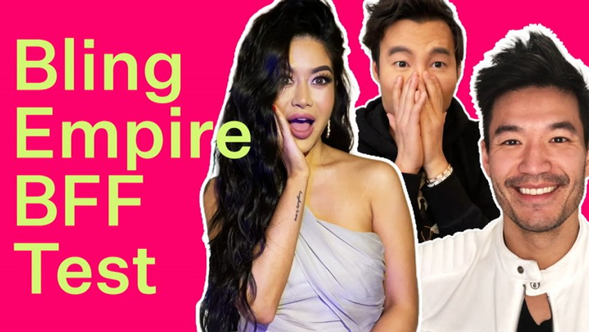 Are The 'Bling Empire' Cast Members Really Friends?