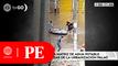 Rotura de tubería matriz de agua inundó casas en Palao | Primera Edición