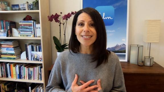 Mindfulness coach offers tips for maintaining mental health