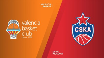 EuroLeague 2020-21 Highlights Regular Season Round 24 video: Valencia 105-103 CSKA