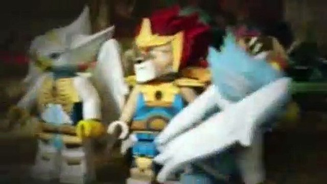 LEGO Legends Of Chima Season 1 Episode 5 Market Day