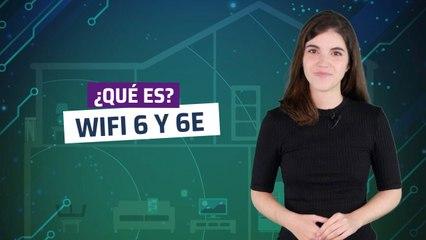 ¿Qué es WiFi 6 y 6E?