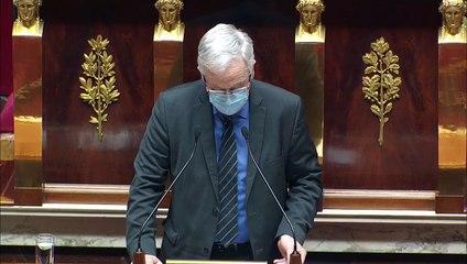 Jean-Pierre Pont (LaREM) revient sur l'échec de la CMP relative à la prorogation de l'état d'urgence sanitaire