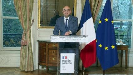Allocution de Laurent PIETRASZEWSKI en ouverture de la journée scientifique de la Société Française de Médecine du Travail (SFMT)