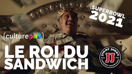 SPÉCIAL SUPER BOWL : Le Roi du Sandwich - Jimmy John's