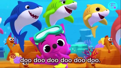 Baby Shark Dance! Different Versions - Sing and Dance - Animals Songs For Children