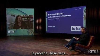 Entretien avec Simone Bitton (IDFA 2020)