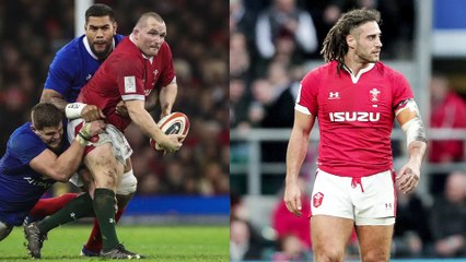 Wayne Pivac and Alun Wyn Jones talk about the upcoming challenges for Wales | Guinness Six Nations