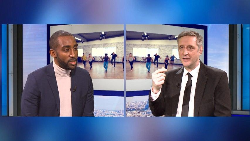 """TLS+""""La danse pour se soigner ou quand la danse devient un acte de résilience"""" TELESUD 05/02/21"""