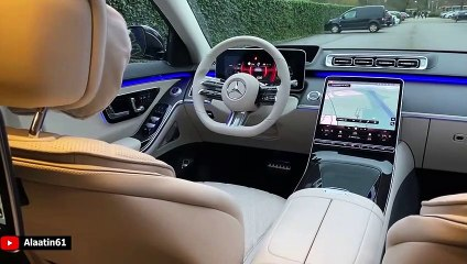 THE MERCEDES S CLASS TEST DRIVE