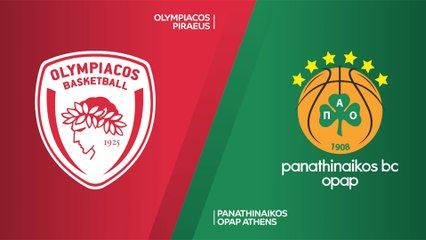 EuroLeague 2020-21 Highlights Regular Season Round 24 video: Olympiacos 77-88 Panathinaikos