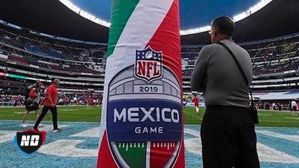 La NFL podría regresar a México.