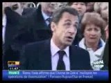 Sarkozy Darcos à tu et à vous