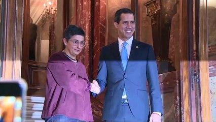 La Asamblea Nacional de Venezuela anuncia varios cargos contra Juan Guaidó