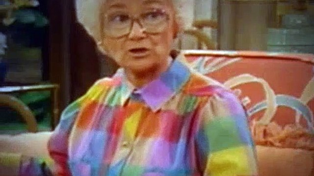 The Golden Girls Season 2 Episode 6 Big Daddy's Little Lady