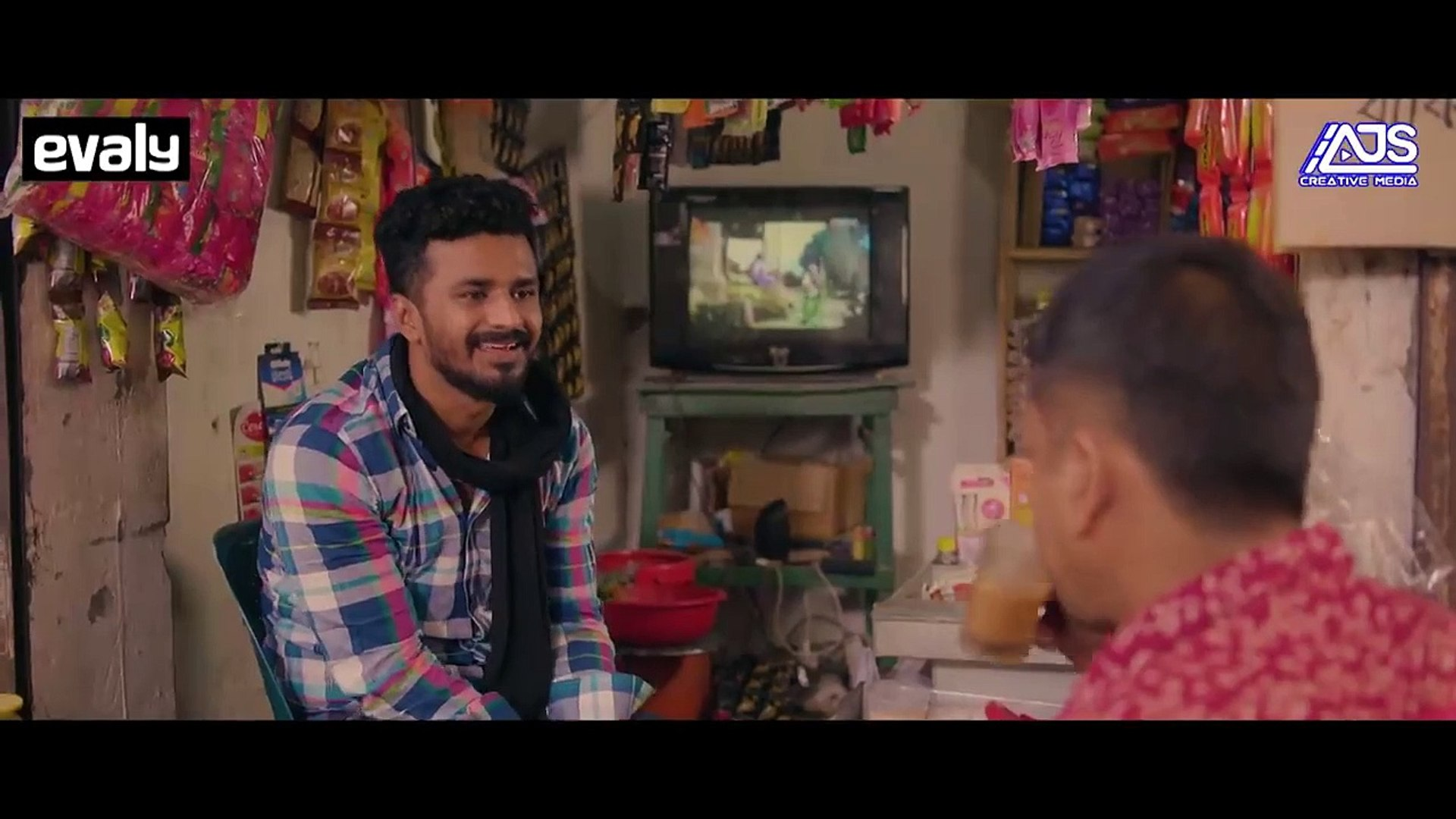 Ayna _ আয়না _ Musfiq R. Farhan _ Bangla New Natok 2021 _ Tania Brishty _ AJS TV