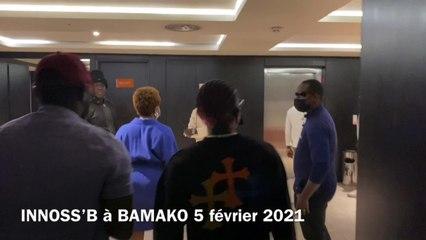 Innoss'B - Live @ Bamako - 05 février 2021