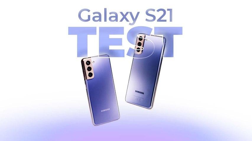 TEST Samsung Galaxy S21 et S21+ : des smartphones ÉQUILIBRÉS !