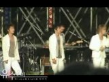 DBSK 11.08.Osaka Soul power concert -Love in the ice-