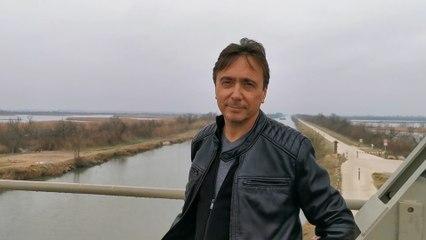 Gallician : rencontre avec Serge Colombaud à l'occasion de son premier roman