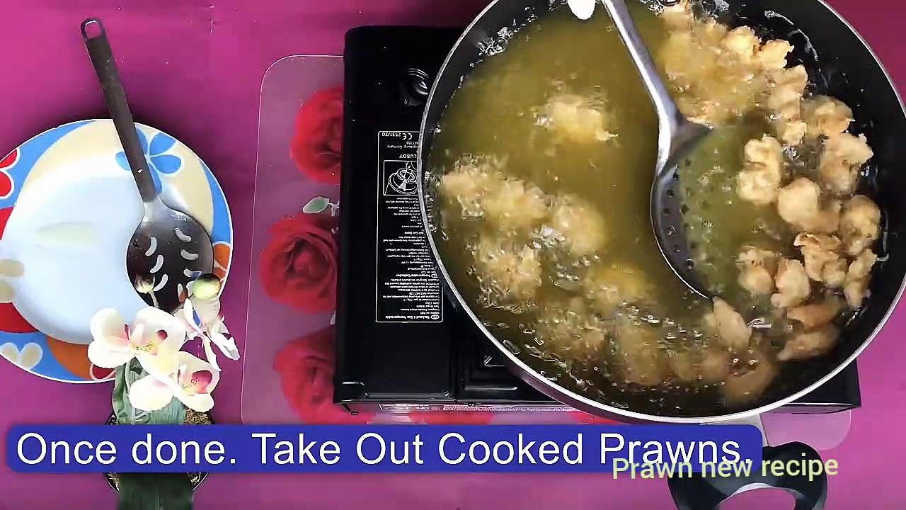 Prawn l Shrimp l Recipe – Dynamite Shrimp/Prawn