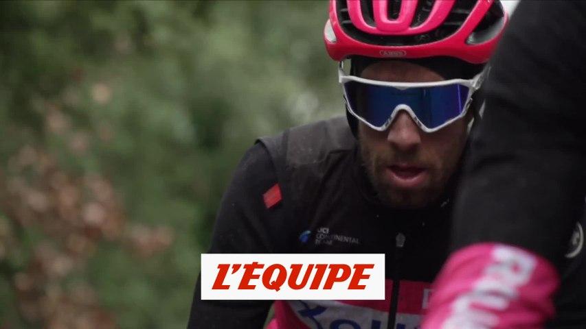 Urruty, un néo-pro sur le tard - Cyclisme - Portrait