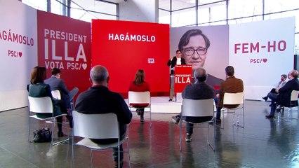 La independencia copa el debate en el último domingo electoral antes del 14F