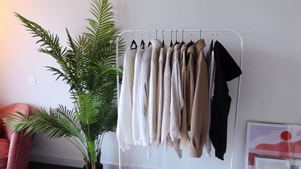 MOVING VLOG: MOVING IN MY WARDROBE, NEW DINNING & ROOM