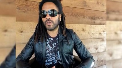 Lenny Kravitz says new Super Bowl ad is about celebrating life