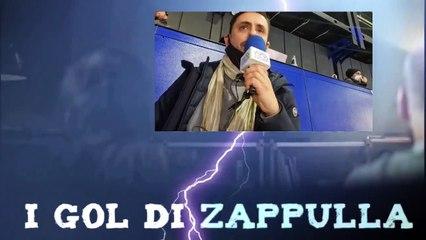 LAZIO - CAGLIARI 1-0 - IL GOL DI IMMOBILE CON L'URLO DI ZAPPULLA - QUARTI!