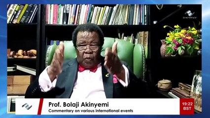"The ""Elite"" control democracy - Prof. Bolaji Akinyemi"
