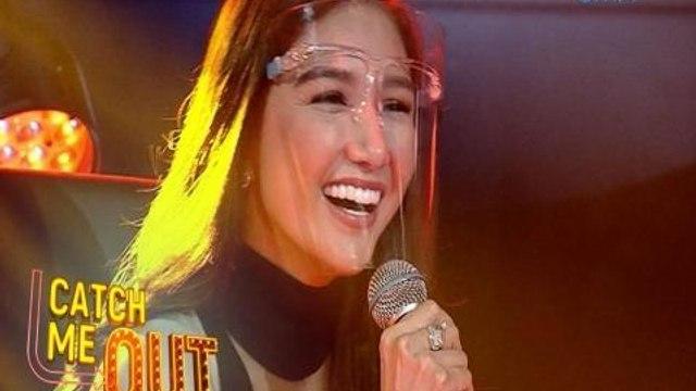 Catch Me Out Philippines: Faye Lorenzo, naligaw ng show na pinuntahan!