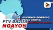 #PTVBalitaNgayon   Davao Oriental, niyanig ng 5.7 magnitude na lindol ngayong umaga