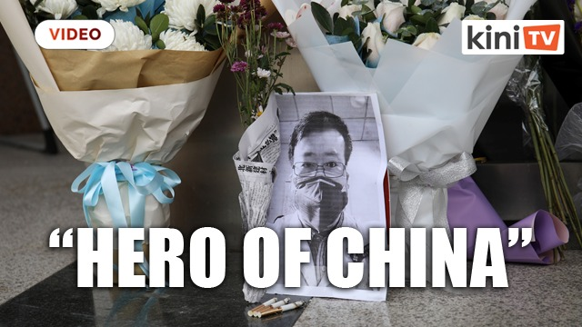 Wuhan residents remember coronavirus 'whistleblower' doctor a year after his death