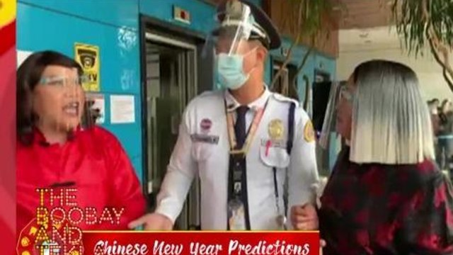 TBATS: Boobay and Tekla's Chinese New Year Predictions | YouLOL