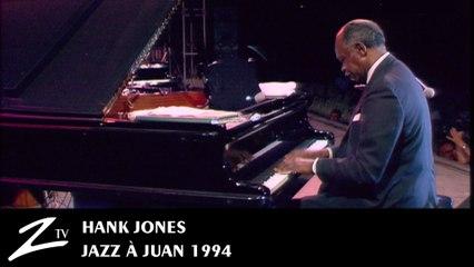Hank Jones - Jazz à Juan 1994 LIVE