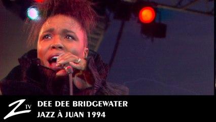 Dee Dee Bridgewater feat Lionel & Stéphane Belmondo - Jazz à Juan 1994 LIVE