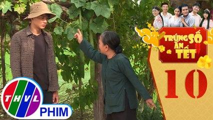 Trúng số ăn Tết - Tập 10[2]: Hết phát hiện kẻ được mai mối cho Sang là tên lừa đảo
